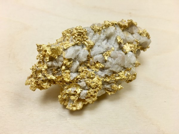 Wonderful Gold Nugget - 290 Grams - Australia